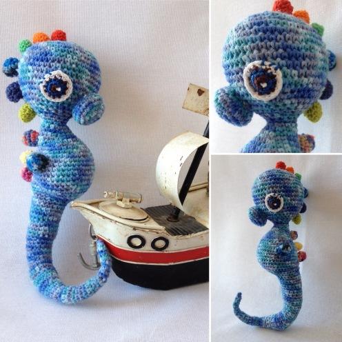 Caballo Azul Mo - varios