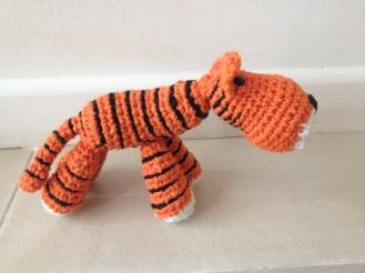 tigre encargo de Amparo -A