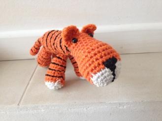 tigre encargo de Amparo -B